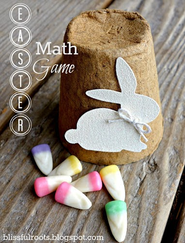Easter Math Game For Kids