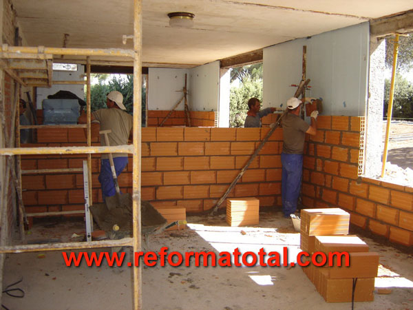 Cerramiento y alba ileria y pintura en general - Presupuestos de construccion de casas ...