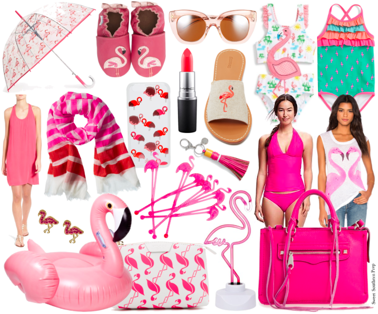 Flamingo Pink
