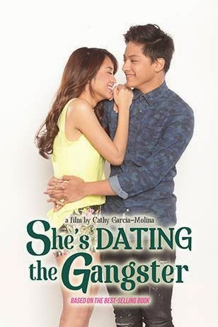 Kath and Daniel on SDTG poster