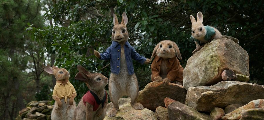 Pedro Coelho - Peter Rabbit 2018 Filme 1080p 720p BDRip Bluray FullHD HD completo Torrent