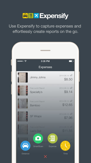 Expensify iOS App Review