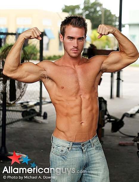 Sixpackhunks ( The All American Guys version): Eric L.