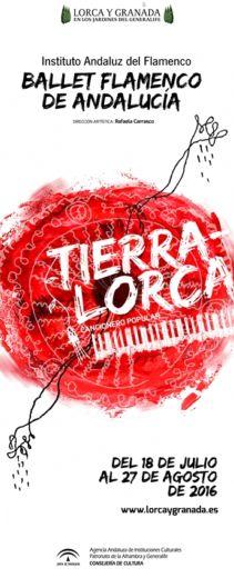 Lorca y Granada 2016
