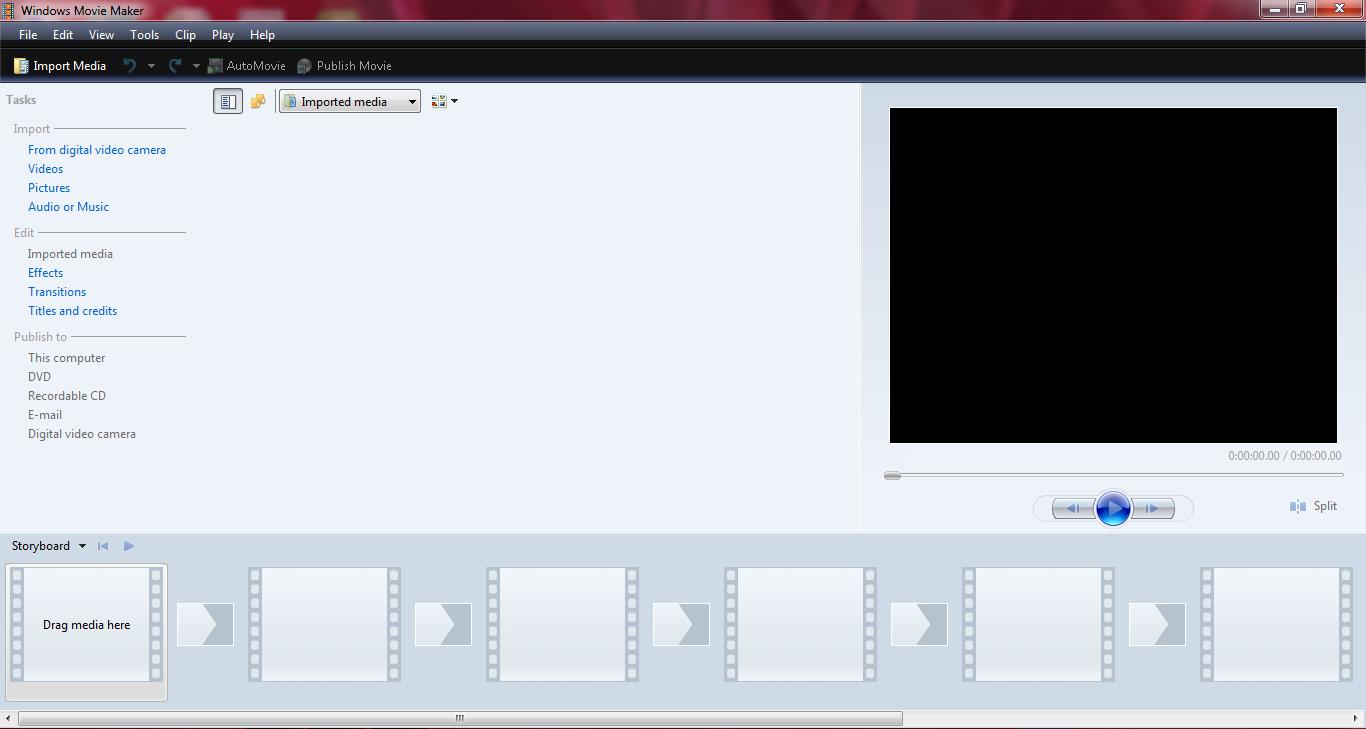 windows movie maker full version 32 bit
