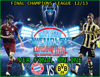 Final Champions League 2012 2013 en Vivo