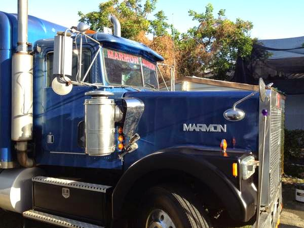 1990 Marmon P57 Truck Auto Restorationice