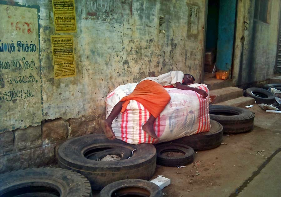 worker siesta