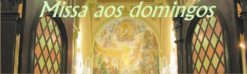 Missa aos domingos