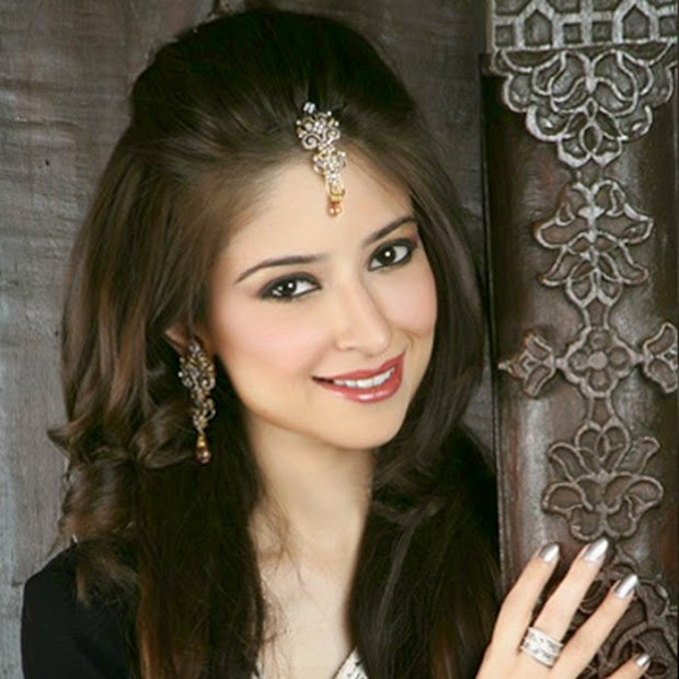 pakistani top women hair styles
