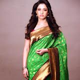 tamanna in silk saree photos (3)