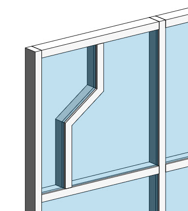 Revit OpEd: Curtain Wall Panel - Edit in Place