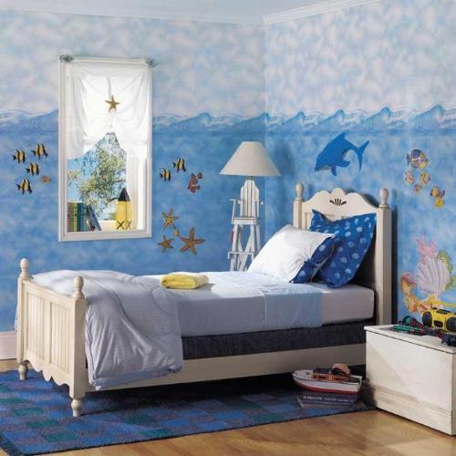 Memilih Tempat Tidur Untuk Anak Perempuan