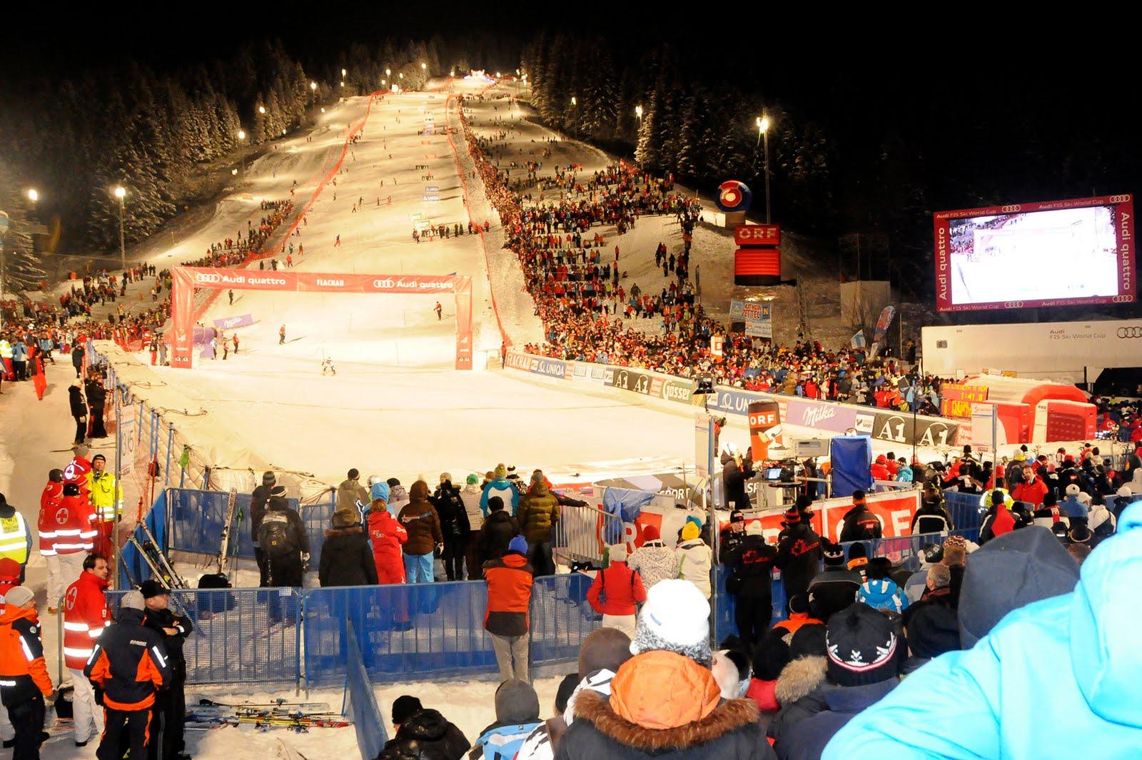Ski Paradise January 2016 Pics Photos Bridge Parts Diagram Jobspapa Ladies Alpine World Cup Slalom In Flachau