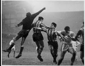 Ferencvarosi 1 – Athletic 0