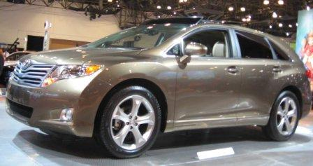 toyota venza 2013 reviews specification