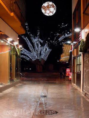 Calle Puente y Pellón Navidad 2012
