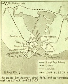 Stations in Gosport
