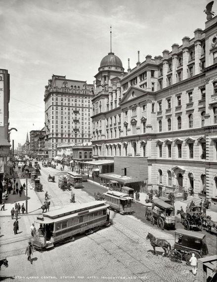 Foto-foto Amerika Serikat 100 Tahun Silam