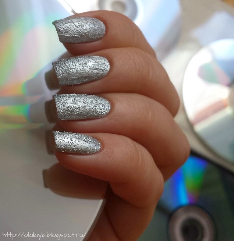 Crinkled Chrome Collection