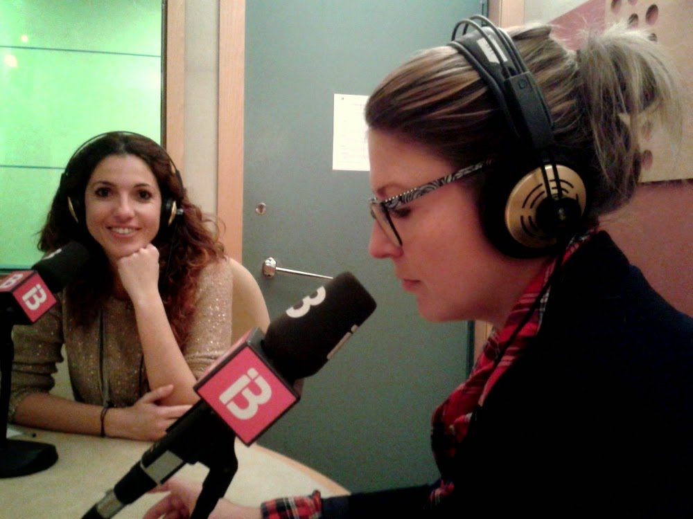 Entrevista Lorena Sanz www.preparadaslistasya.com