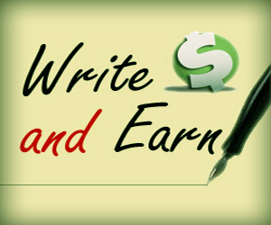 Make money online writing articles