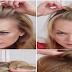 Triple Braid Bun Hairstyle Tutorial