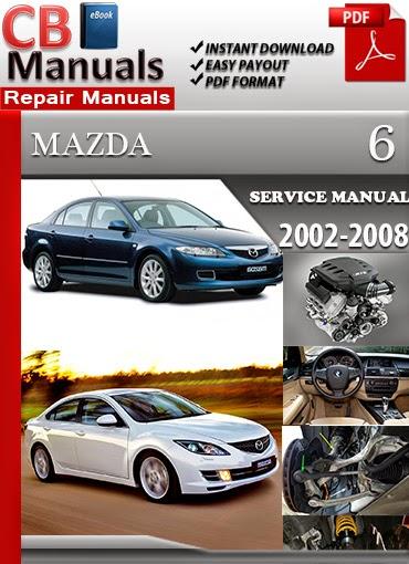 mazda 2 2008 service manual pdf