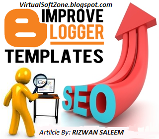 How to optimized blogger template (Make Template SEO Friendly)