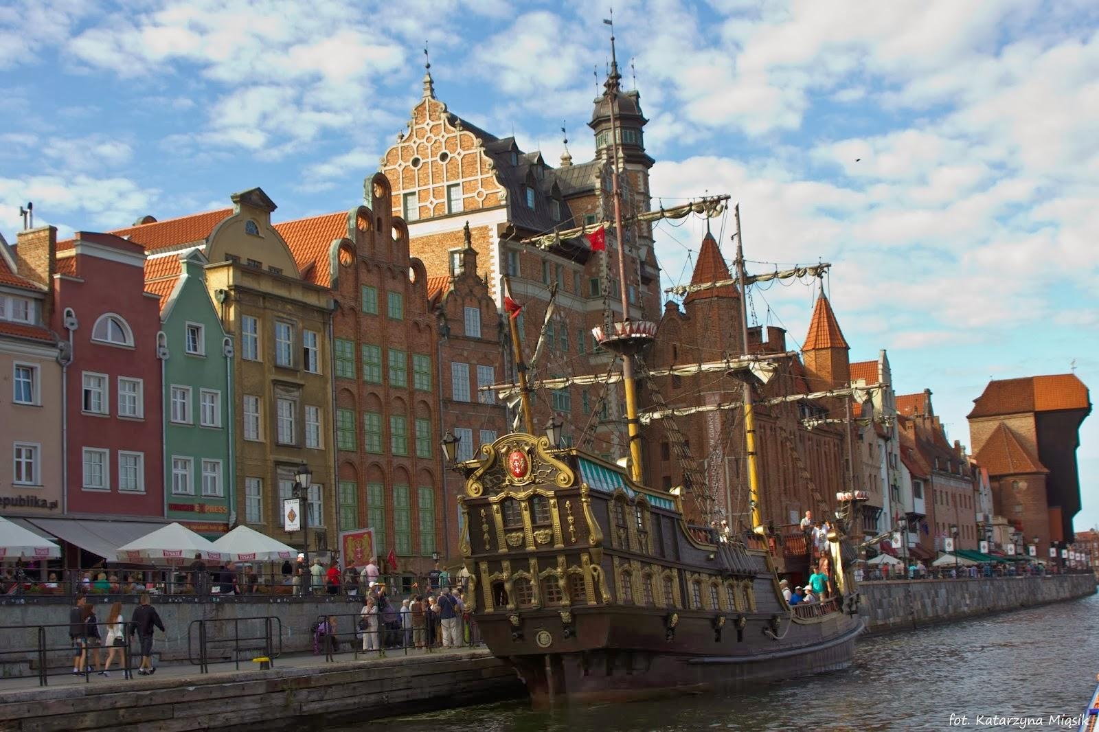 Tramwaj Wodny, Gdańsk