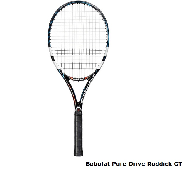 babolat pure drive roddick gt review test and review. Black Bedroom Furniture Sets. Home Design Ideas