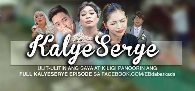 Kalye Serye AlDub August 31, 2015 Replay