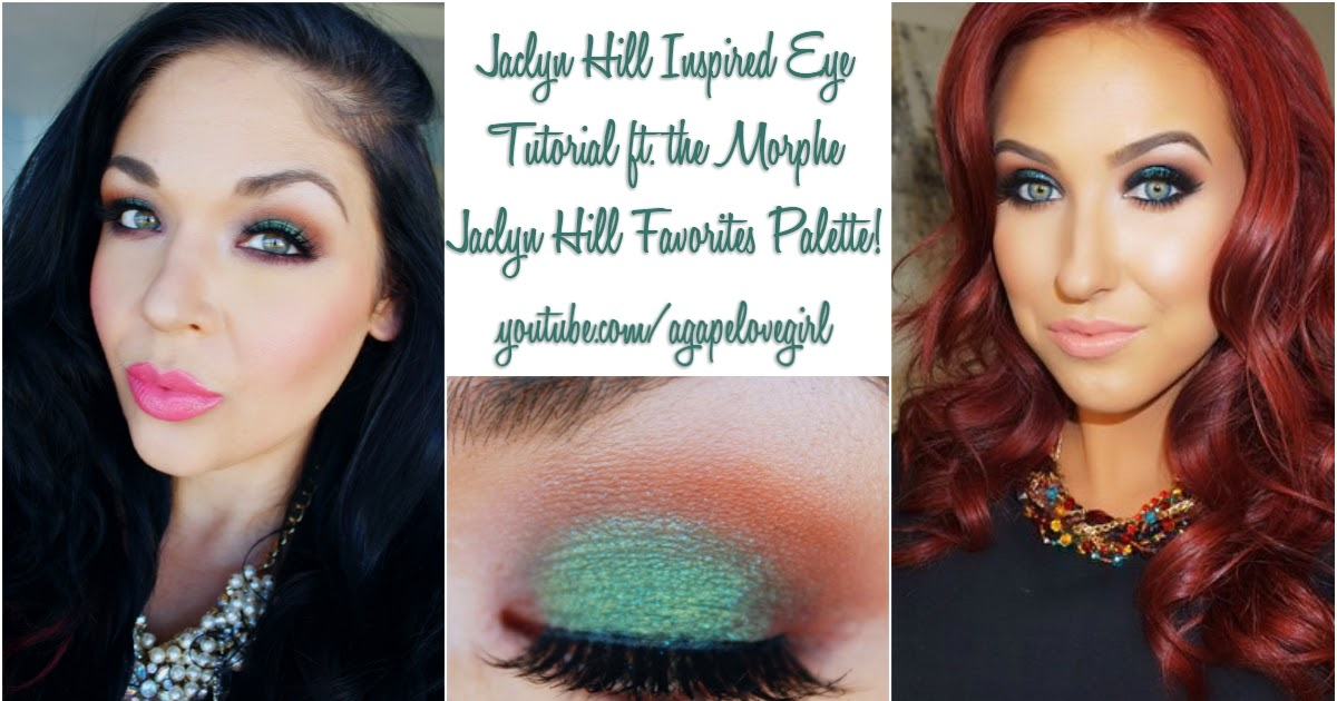 Jaclyn hill makeup tutorials