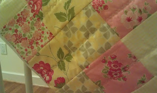 Marmalade by Moda quilt