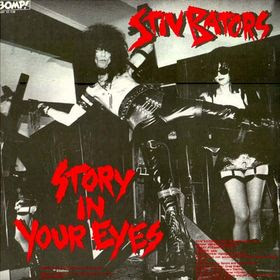 STIV BATORS - (1987) Story in my eyes
