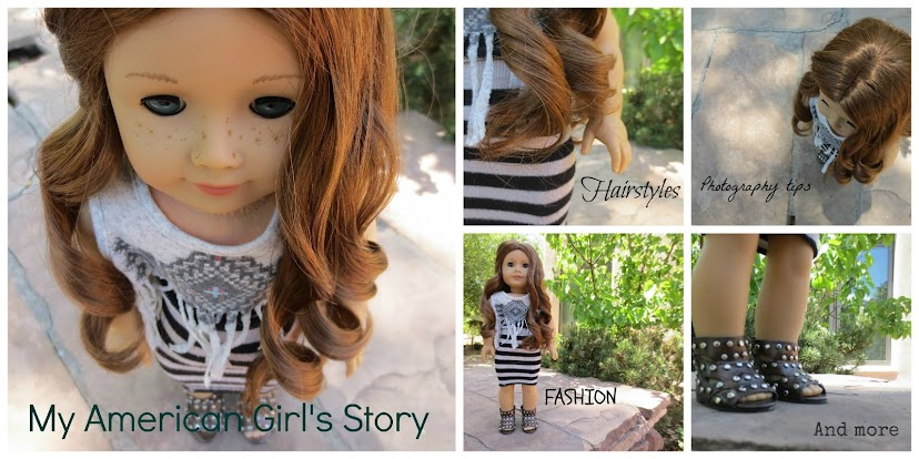 My American Girl&#39;s Story