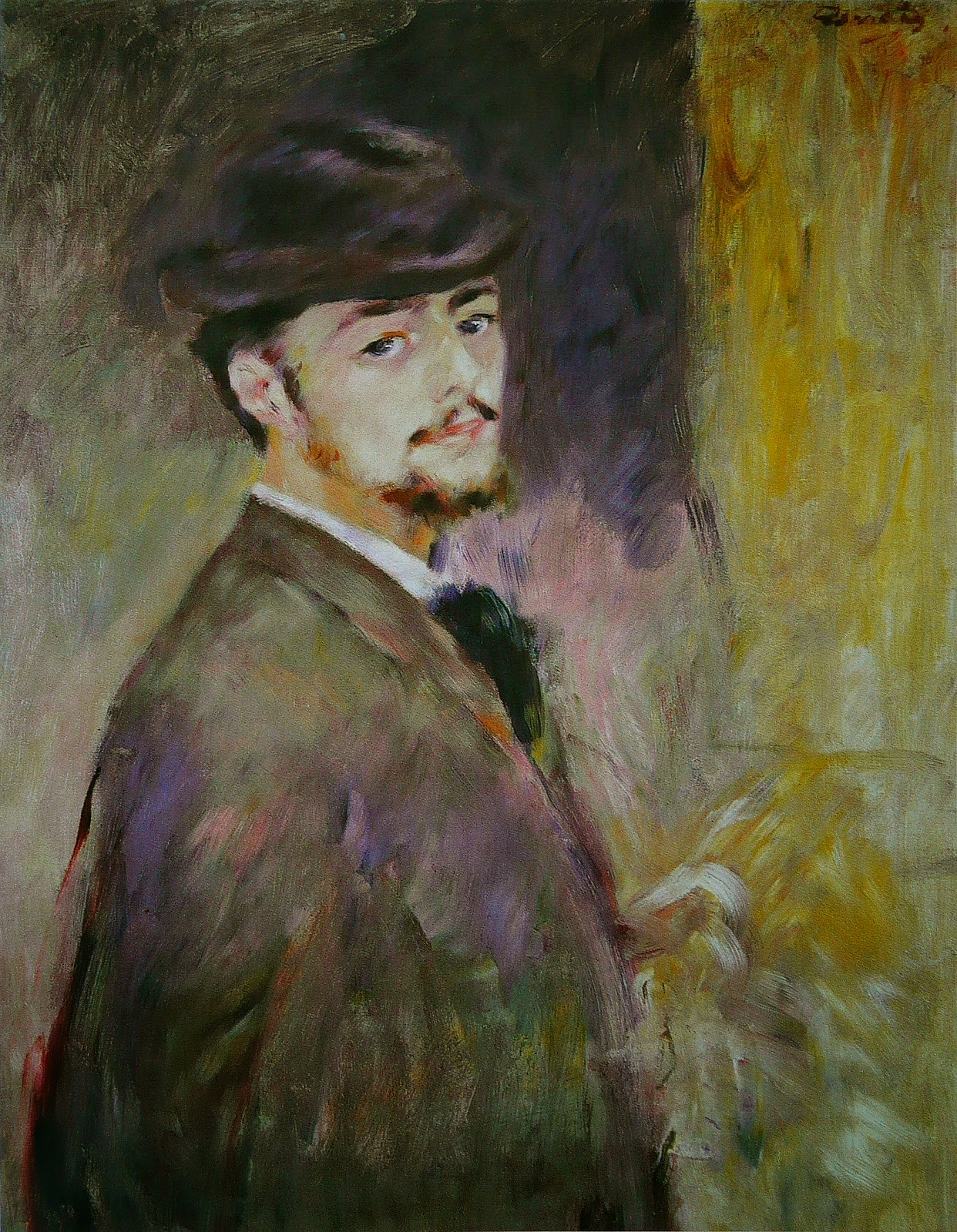 renoir s life and work A new film, renoir, charts her extraordinary life  his work is very simple, very  direct, you don't need a lot of intellectual keys to enter it.