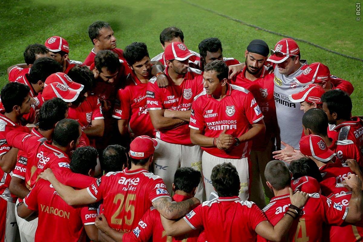 Kings XI Punjab coach Sanjay Bangar