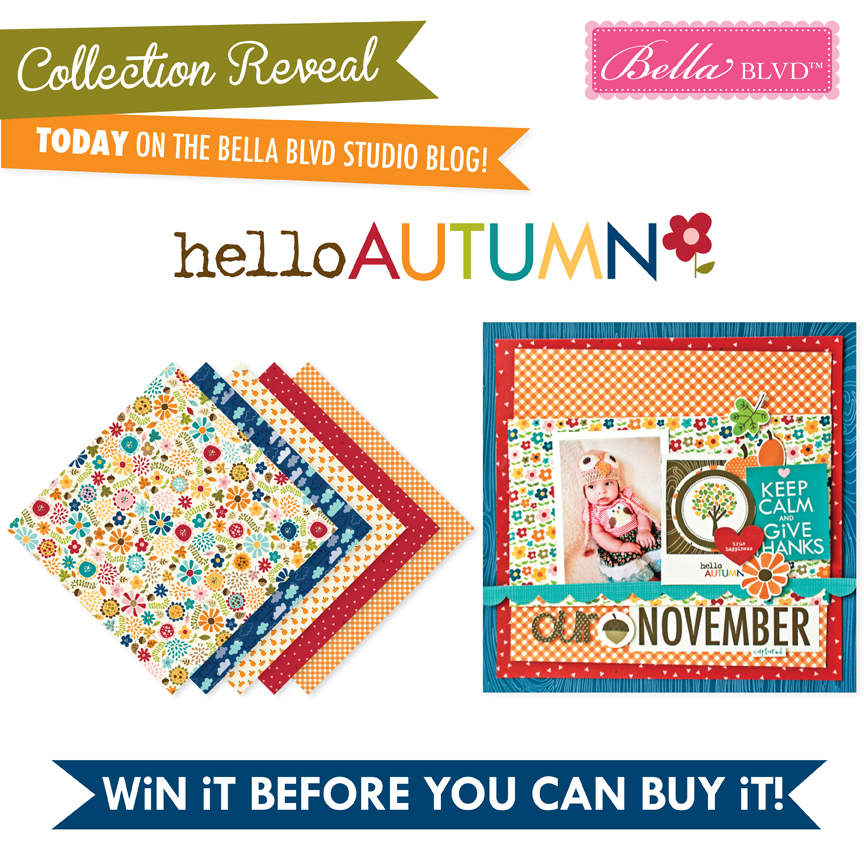 Stop By The Bella Blvd Blog To WIN IT BEFORE YOU CAN BUY IT!