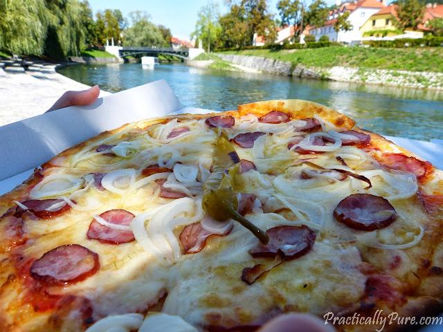 gluten free pizza slovenia