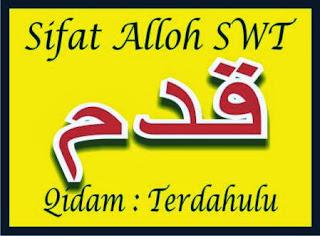 Pengertian Wujud, Qidam, Baqa Dan Mukhalafatuhu Lil Hawadits Bagi Allah