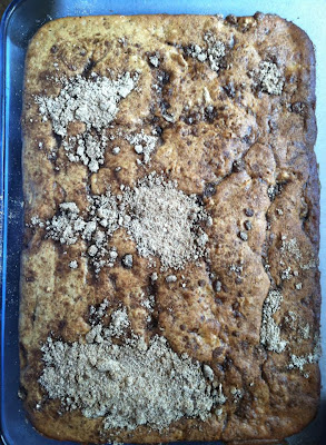 Apple Coffee Cake by Lemons and Laughs
