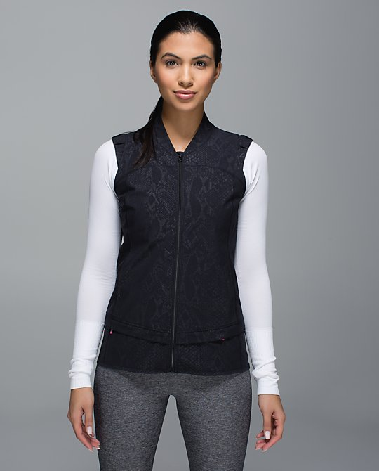 lululemon light speed vest