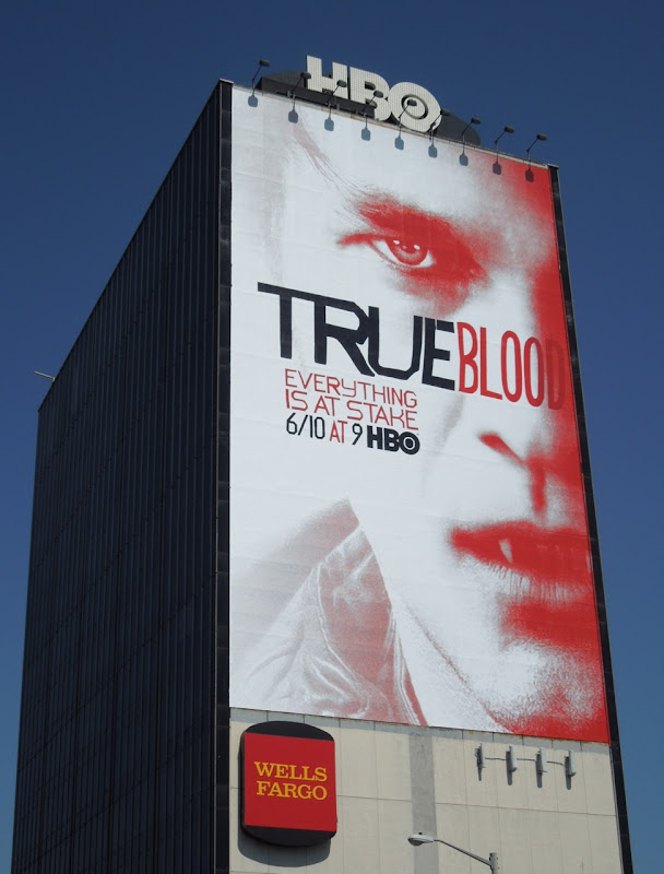 True Blood season 5 Stephen Moyer Bill billboard