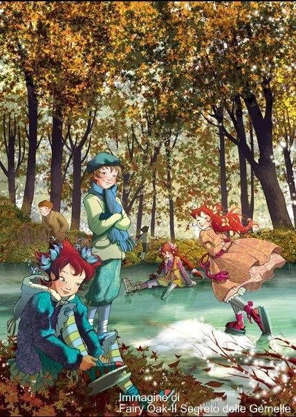 fairy oak: