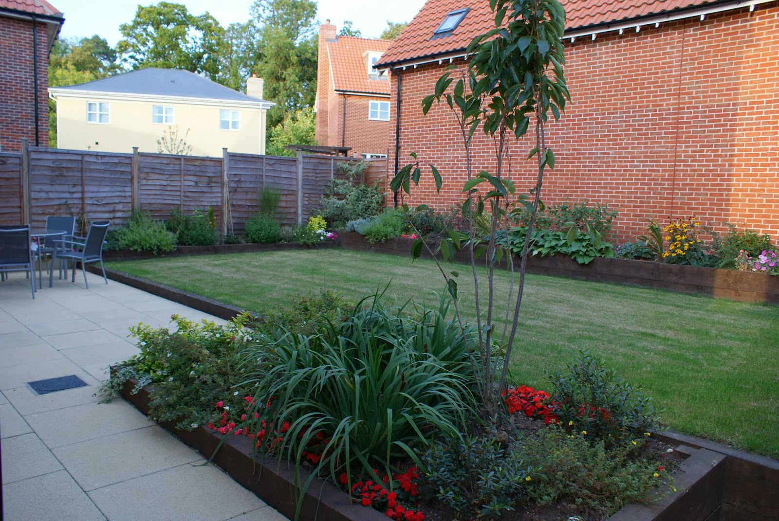 Family Garden Design Papworth Evarard Cambridgeshire Garden Design And Landscaping
