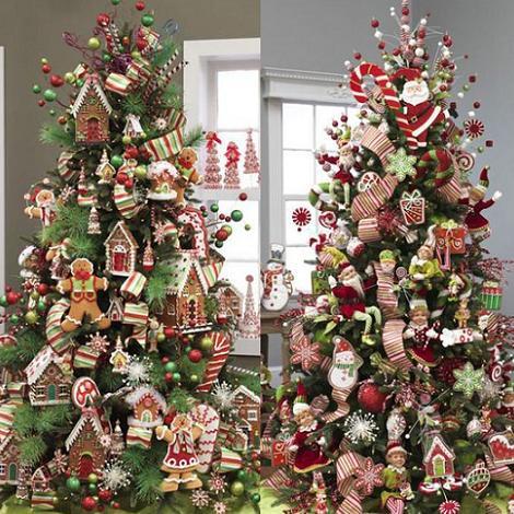 Decoraciones de navidad arreglos de cestas y todo para su hogar en decoraciones angel el mago - Decoraciones para navidad ...