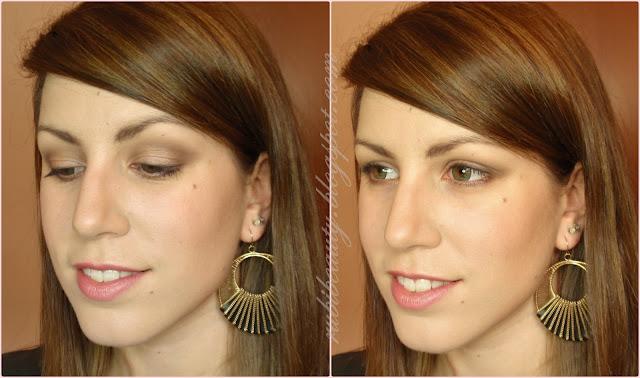 look diario maquillaje no makeup sencillo rapido