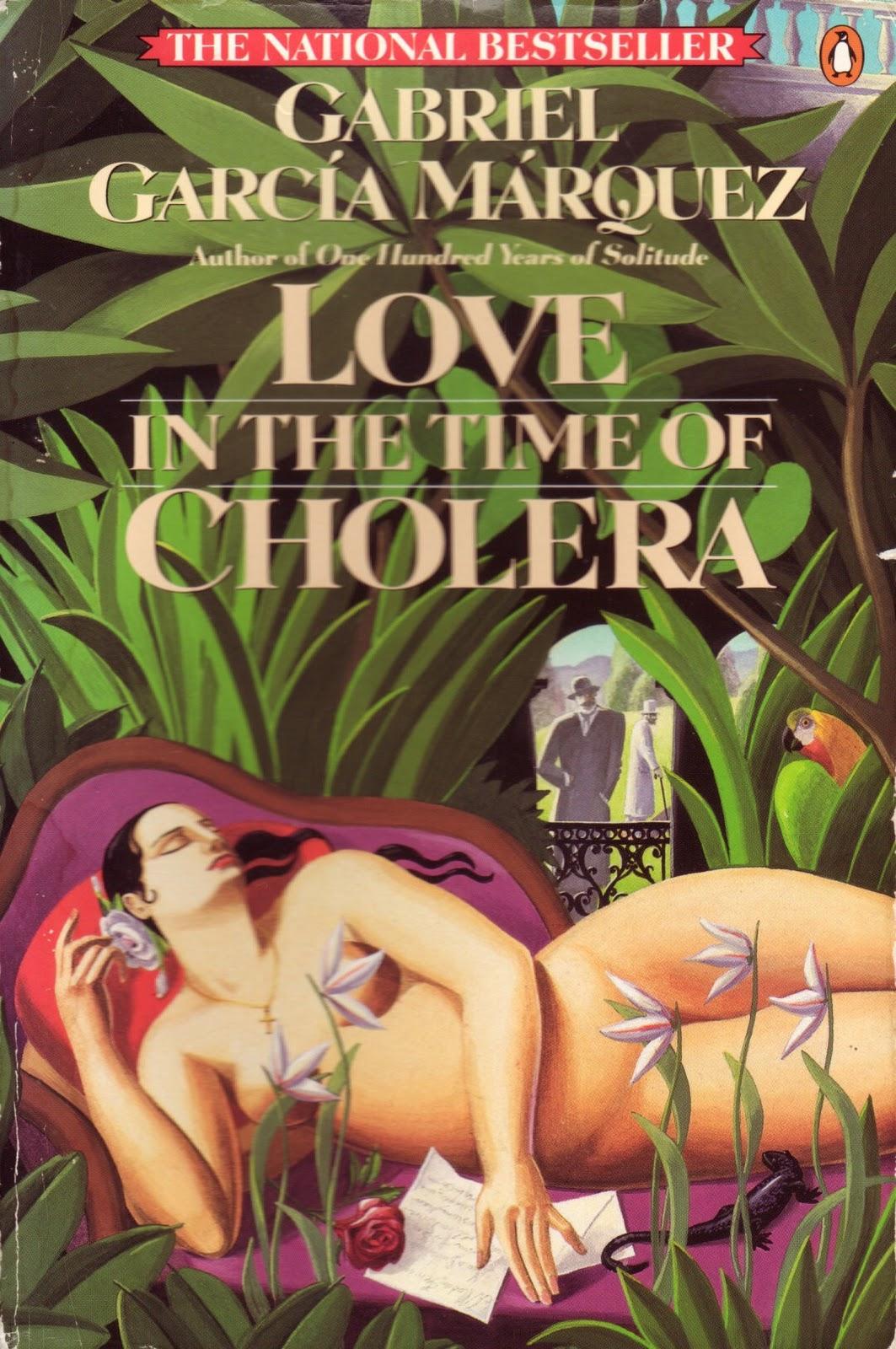 love time cholera theme essay