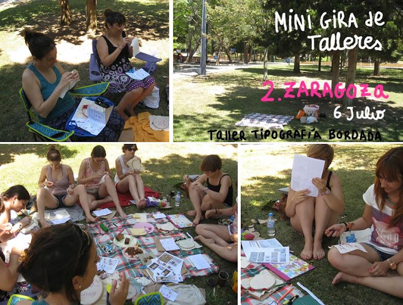 Misako mimoko mini gira talleres p cnic zaragoza - Talleres zaragoza ...